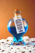 Olejek do kąpieli z minerałami z Morza Martwego - serce niebieskie