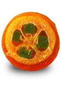Mydło pomarańcza z goździkiem loofah - na wagę
