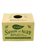 Alepia. Mydło Aleppo 40% oleju laurowego - tradycyjne