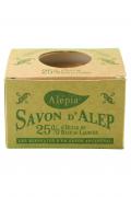 Alepia. Mydło Aleppo 25% oleju laurowego - tradycyjne