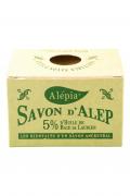 Alepia. Mydło Aleppo 5% oleju laurowego - tradycyjne