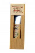 Krem do rąk z  20% masła shea wanilia