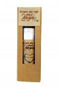 Krem do rąk z 20% masła Shea trawa cytrynowa