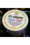 Żel konopny mentolowo-kamforowy 250ml