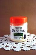 Sól do stóp ze skłonnościami do grzybicy i pękania